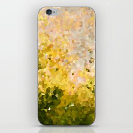 Yellow dream iPhone Skin