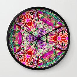Metatronic Light Design Wall Clock