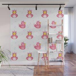 Unicorn Rubber Ducky Wall Mural