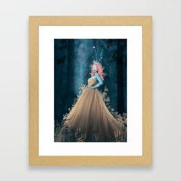 lelia Framed Art Print