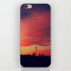Sunrise series- Floating iPhone & iPod Skin