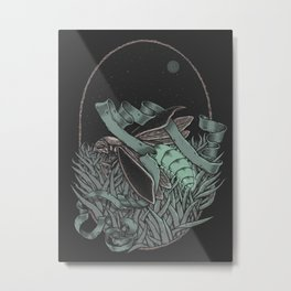 Firefly  Metal Print