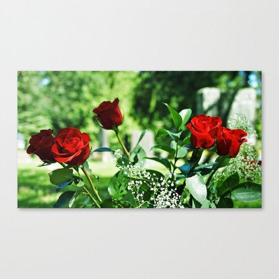 Symbolic beauty Canvas Print