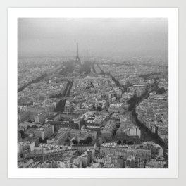 Paris I Art Print