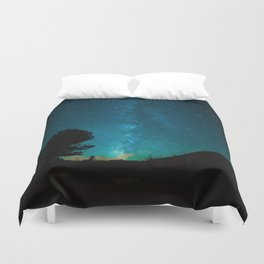 NightSky Duvet Cover