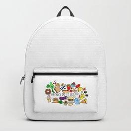 Vegans Do It Better Backpack