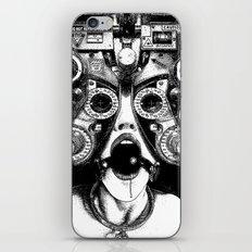 asc 712 - Le masque de la Méduse (Object woman) iPhone & iPod Skin