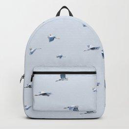 Blue Blue Heron Backpack