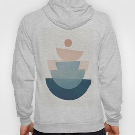Abstract Minimal Shapes 31 Hoody