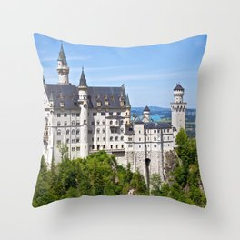 Awe Inspiring Building Ultra HD Throw Pillow