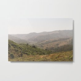 Valley Metal Print