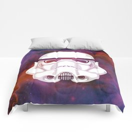 Trooper Pink Comforters