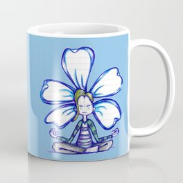 """Sometimes You Win"" Flowerkid Coffee Mug"