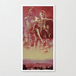 Iron Man (2008) Alternative Movie Poster Canvas Print