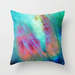 α Vulpeculae Throw Pillow
