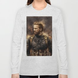 Steve Nomad Rogers Long Sleeve T-shirt