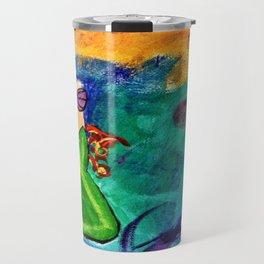 Headless Mermaid Travel Mug