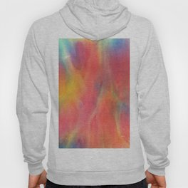 Abstract Watercolor Beautiful P 416 Hoody