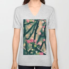 Early Spring Affaire Unisex V-Neck