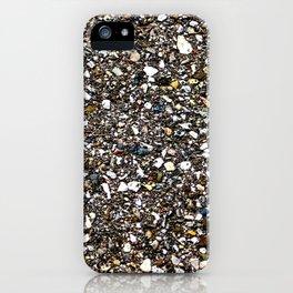 Pebbles way iPhone Case