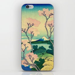 Kakansin, the Peaceful land iPhone Skin