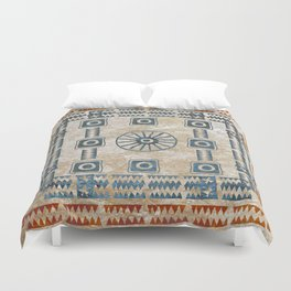 Ancestral Ornament 1B Duvet Cover