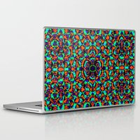 spaceman Laptop & iPad Skins featuring Spaceman by Ruth Shaffer Art and Designs