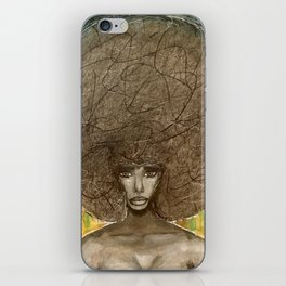 Defying the Odds iPhone Skin