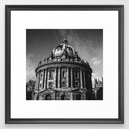 Bodleian Library Framed Art Print