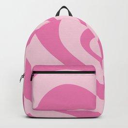 Love Power - simple pink Backpack