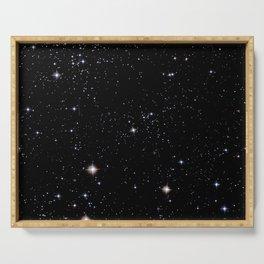 Nebula texture #42: Star Night Serving Tray
