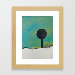 It's all about you Framed Art Print