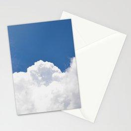 la nube Stationery Cards