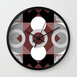 Arabesque Mood Wall Clock