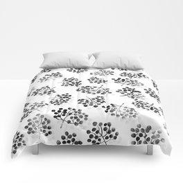 Winter Berries Comforters