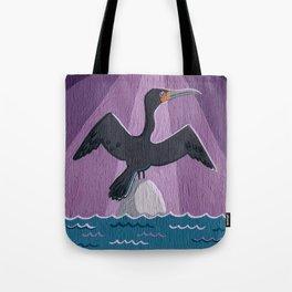 Air Cormorant Tote Bag