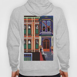 Haunted house - Halloween  Hoody