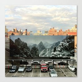 Alternate NYC Canvas Print