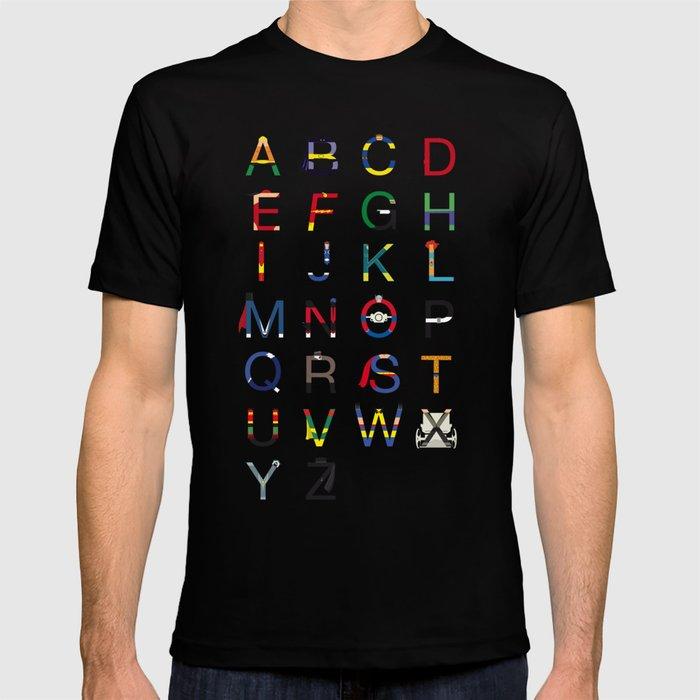 ABC SH T-shirt