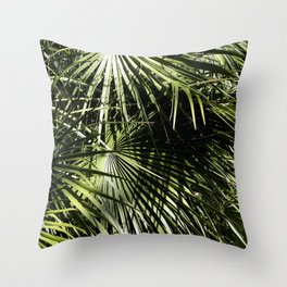 Between The Light Throw Pillow