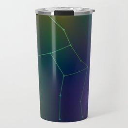 VIRGO (CONTEMPORARY ART) Travel Mug