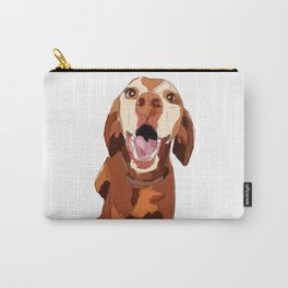 Beautiful Vizsla Carry-All Pouch