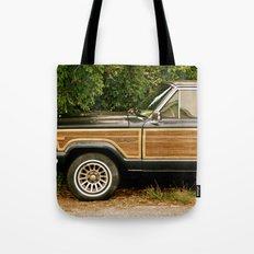 Beach Car Tote Bag