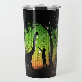 Off world adventure Travel Mug