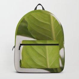Hojas verdes (2) (green leafs) Backpack