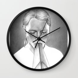 anthem for a seventeen year old series n3 Wall Clock