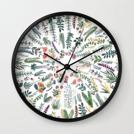 MY BEST GARDEN! Wall Clock
