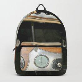 """1948 MG """"TC"""" Sports Dash Backpack"""