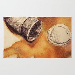 Coffee Spill Rug