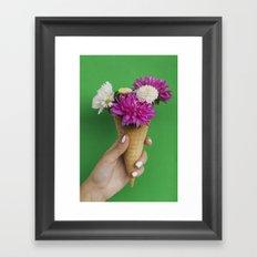 Spring Season Framed Art Print